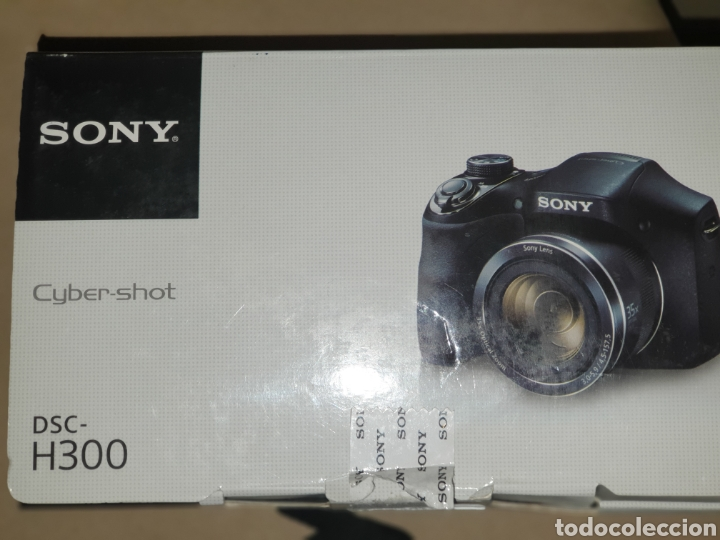 Cámara de fotos: Cámara Sony DSCH300 - Foto 3 - 224412131