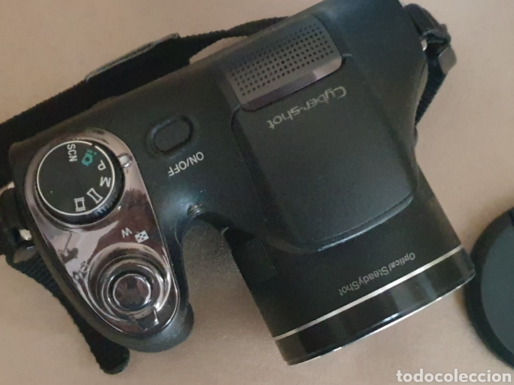 Cámara de fotos: Cámara Sony DSCH300 - Foto 4 - 224412131
