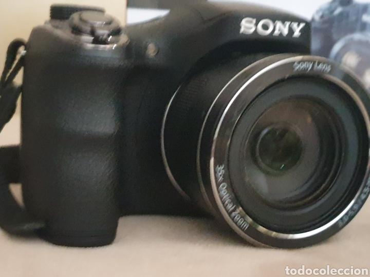 Cámara de fotos: Cámara Sony DSCH300 - Foto 5 - 224412131