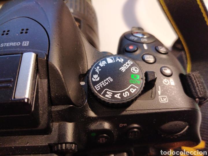 Cámara de fotos: CÁMARA DE FOTOS NIKON D5200 MÁS OBJETIVO AF S 18_55 CON ACCESORIOS. Y MÁS... - Foto 12 - 224606831