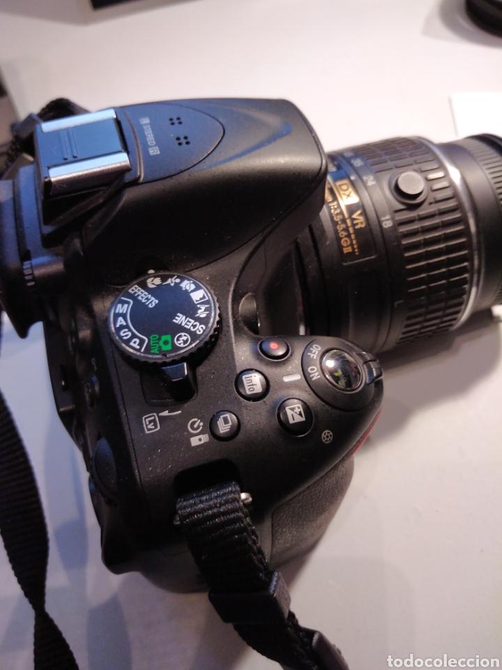 Cámara de fotos: CÁMARA DE FOTOS NIKON D5200 MÁS OBJETIVO AF S 18_55 CON ACCESORIOS. Y MÁS... - Foto 16 - 224606831