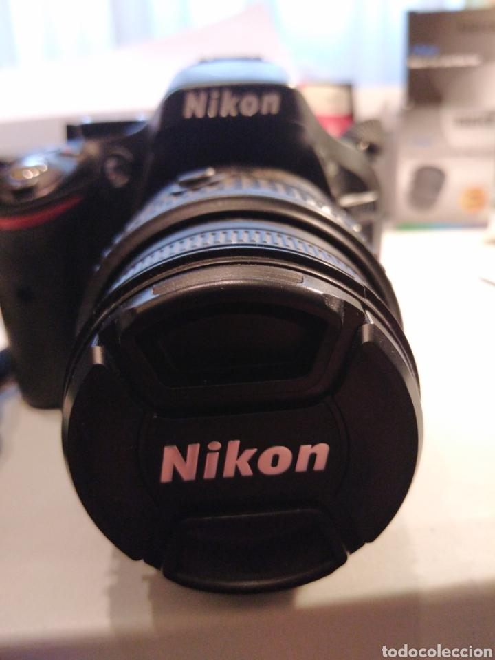 Cámara de fotos: CÁMARA DE FOTOS NIKON D5200 MÁS OBJETIVO AF S 18_55 CON ACCESORIOS. Y MÁS... - Foto 17 - 224606831