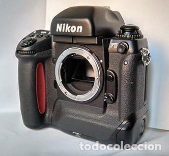 NIKON F5 - CÁMARA PROFESIONAL SLR PARA PELÍCULA 35MM. FILM SLR CAMERA (Cámaras Fotográficas - Réflex (autofoco))