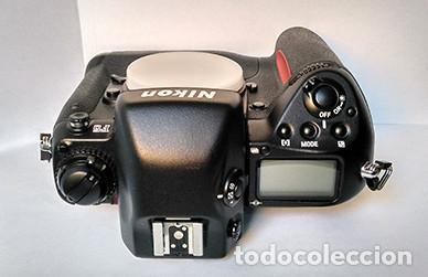 Cámara de fotos: Nikon F5 - Cámara profesional SLR para película 35mm. Film SLR Camera - Foto 2 - 225203696