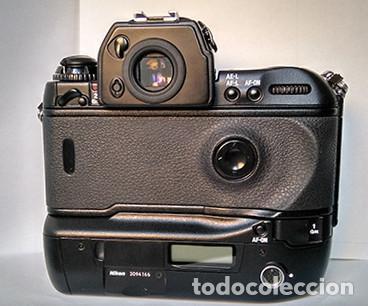 Cámara de fotos: Nikon F5 - Cámara profesional SLR para película 35mm. Film SLR Camera - Foto 3 - 225203696