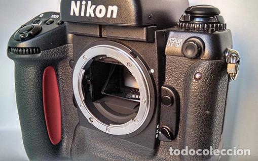 Cámara de fotos: Nikon F5 - Cámara profesional SLR para película 35mm. Film SLR Camera - Foto 4 - 225203696