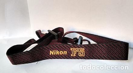Cámara de fotos: Nikon F5 - Cámara profesional SLR para película 35mm. Film SLR Camera - Foto 5 - 225203696