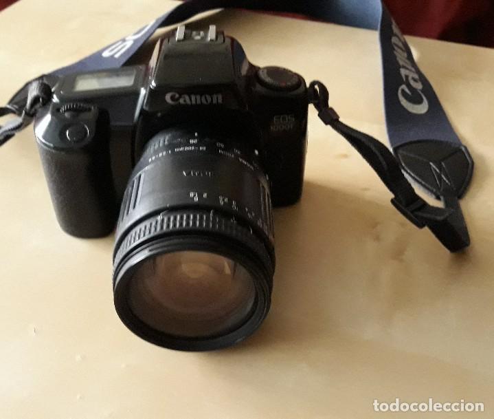 Cámara de fotos: CANON EOS 1000 F CON OBJETIVO SIGMA - Foto 3 - 225610885