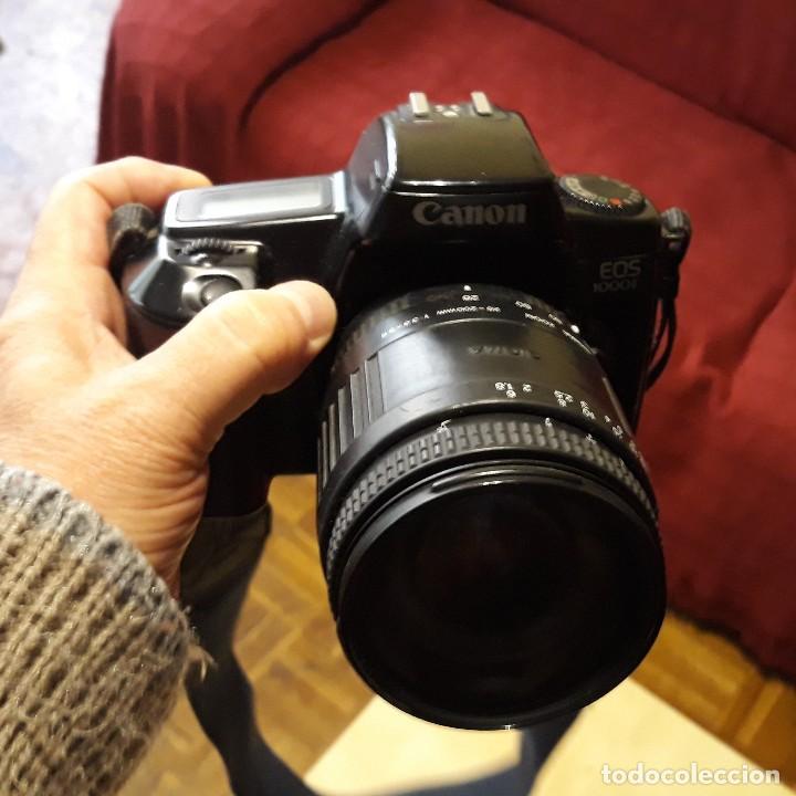 Cámara de fotos: CANON EOS 1000 F CON OBJETIVO SIGMA - Foto 6 - 225610885