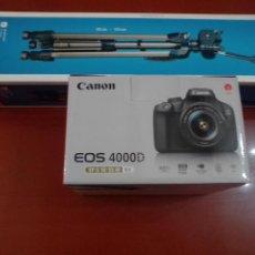 Fotocamere: CAMARA CANON EF-S 18-55 III KIT CON TRIPODE HAMA. Lote 226612715