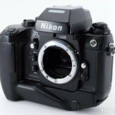 Cámara de fotos: NIKON F4 S.IMPECABLE. FUNCIONA PERFECTA.. Lote 242146210