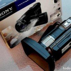 Cámara de fotos: SONY HDR-PJ740VE FULL HD-AVCHD .EN CAJA COMO NUEVA.. Lote 233675640
