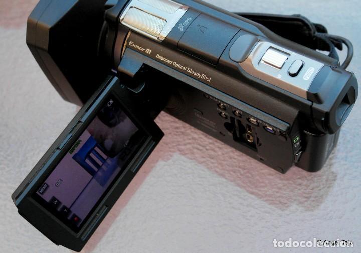 Cámara de fotos: Sony HDR-PJ740VE Full HD-AVCHD .En Caja COMO NUEVA. - Foto 3 - 233675640