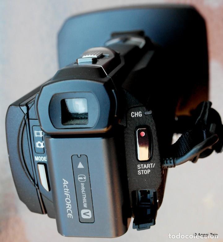 Cámara de fotos: Sony HDR-PJ740VE Full HD-AVCHD .En Caja COMO NUEVA. - Foto 7 - 233675640