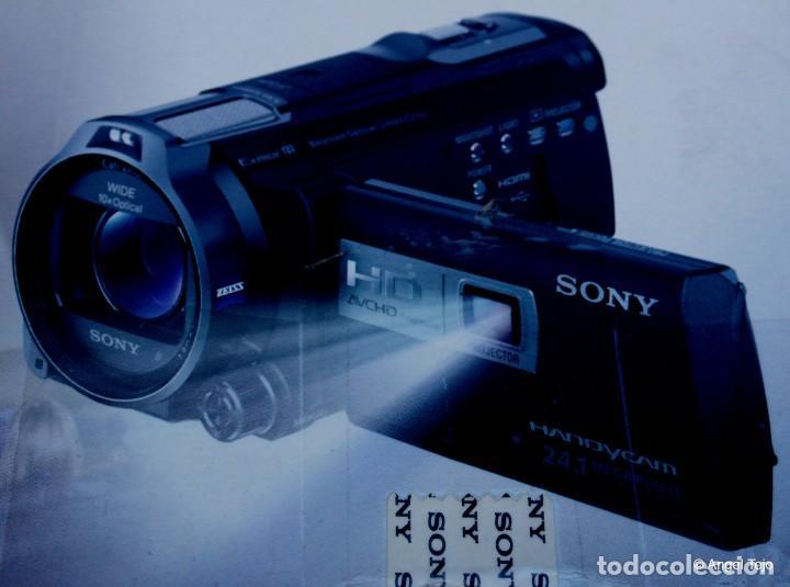 Cámara de fotos: Sony HDR-PJ740VE Full HD-AVCHD .En Caja COMO NUEVA. - Foto 8 - 233675640