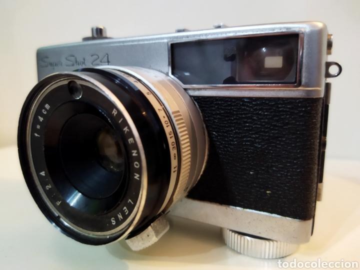 Cámara de fotos: Cámara Super Shot 24 RICOH. años 70 - Foto 2 - 233933850