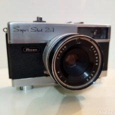 Cámara de fotos: CÁMARA SUPER SHOT 24 RICOH. AÑOS 70. Lote 233933850