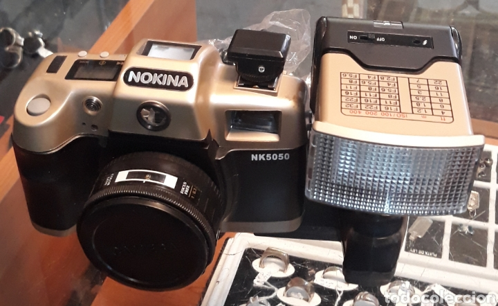 CÁMARA FOTOGRÁFICA NOKINA NK5050 (Cámaras Fotográficas - Réflex (autofoco))