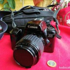 Cámara de fotos: CÁMARA RÉFLEX CANON EOS 1000F. Lote 241871205
