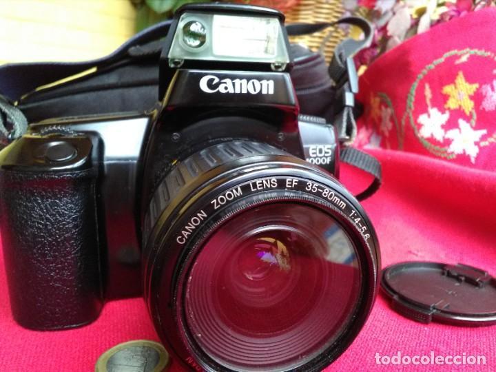 Cámara de fotos: Cámara réflex Canon EOS 1000F - Foto 2 - 241871205