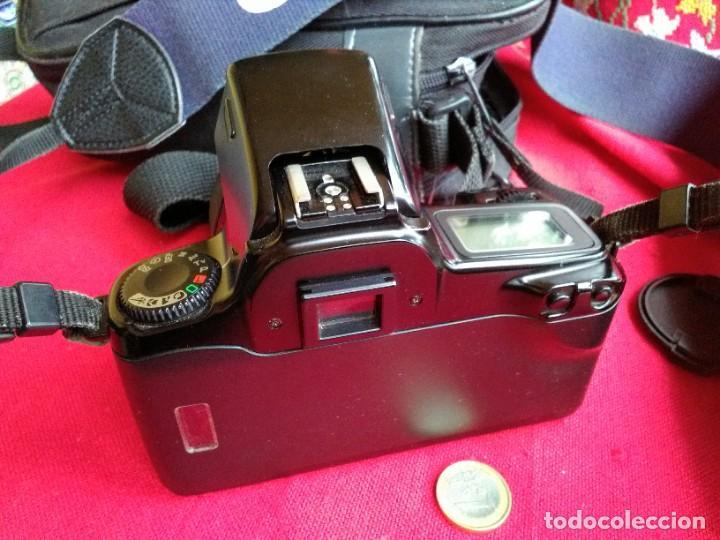 Cámara de fotos: Cámara réflex Canon EOS 1000F - Foto 3 - 241871205