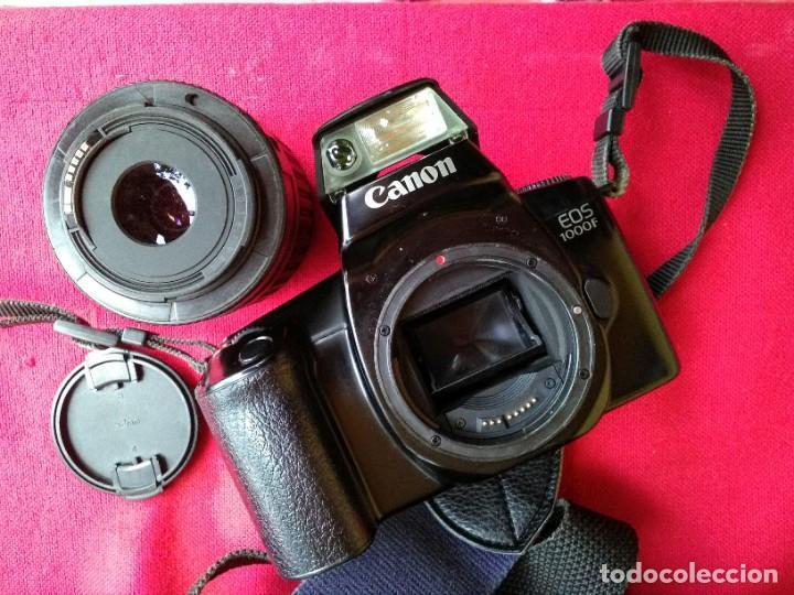 Cámara de fotos: Cámara réflex Canon EOS 1000F - Foto 4 - 241871205
