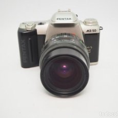 Cámara de fotos: PENTAX MZ-50 + PENTAX 28-80MM 1:3,5-4,5. Lote 242949995