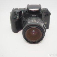 Cámara de fotos: PENTAX Z1P + PENTAX FA 28-80MM 1:3,5-4,7. Lote 242950715