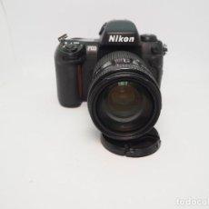 Cámara de fotos: NIKON F100 + NIKON 35-135MM 3,5-4,5. Lote 242964585