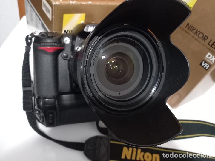 Cámara de fotos: EQUIPO COMPLETO FOTOGRAFICO CON MUY POCO USO NIKON D 7000 - Foto 8 - 243453880