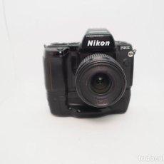 Cámara de fotos: NIKON F90X CON MB-10 + NIKON 28-80MM 1:4-5,6D. Lote 243602630