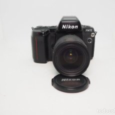 Cámara de fotos: NIKON F90X + MF 26 + NIKON 28-80MM 1:3,5-5,6D. Lote 243603510