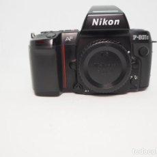 Cámara de fotos: NIKON F-801 S. Lote 243604895