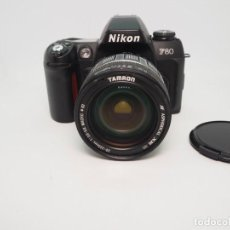 Cámara de fotos: NIKON F80 + TAMRON 28-200MM 1:3,8-5,6. Lote 243610755