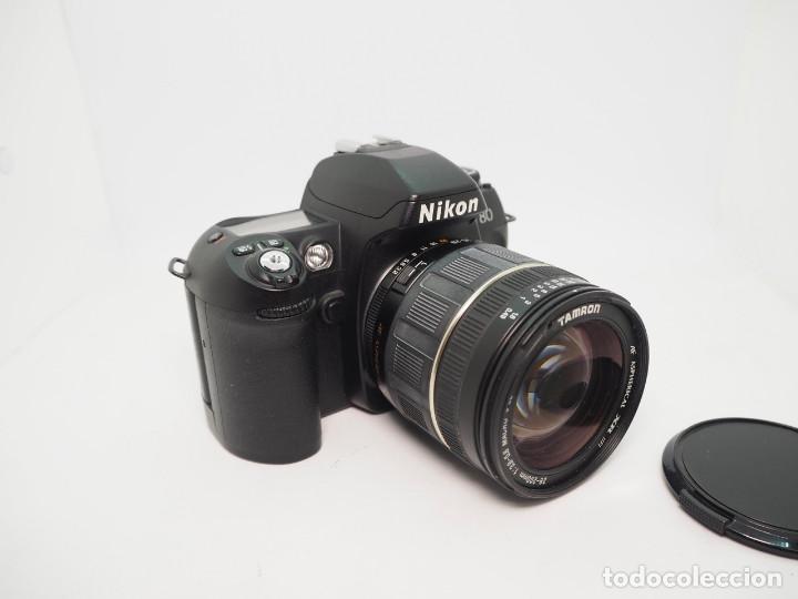 Cámara de fotos: Nikon F80 + Tamron 28-200mm 1:3,8-5,6 - Foto 2 - 243610755