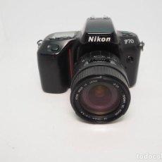 Cámara de fotos: NIKON F70 + SIGMA 28-105MM 1:4-5,6. Lote 243612095