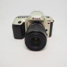 Cámara de fotos: NIKON F50 + NIKON 35-80MM 1:4-5,6D. Lote 243615140