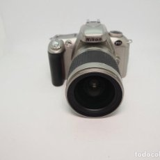 Cámara de fotos: NIKON F55+ NIKON 28-100MM 1:3,5-5,6G. Lote 243616280
