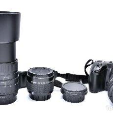 Cámara de fotos: PENTAX Z-20. Lote 244705730