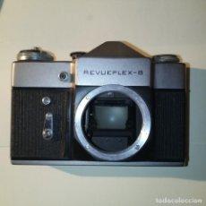 Cámara de fotos: REVUEFLEX-B, CUERPO SOLO. Lote 244728065