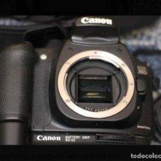 Cámara de fotos: CAMARA DE FOTOS CANON 20 D. Lote 244925140
