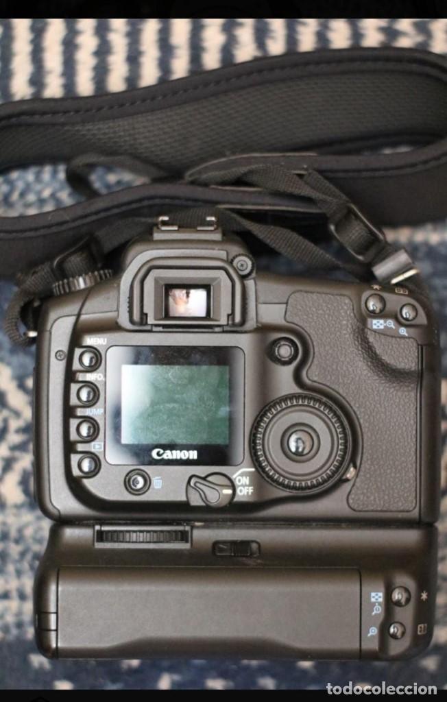 Cámara de fotos: CAMARA DE FOTOS CANON 20 D - Foto 6 - 244925140