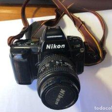 Cámara de fotos: NIKON F90 ANALÓGICA REFLEX AUTOFOCUS, 2 OBJETIVOS, FLASH, FUNDAS ORIGINALES Y ACCESORIOS. Lote 248650315
