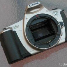 Cámara de fotos: CUERPO CANON EOS 300.. Lote 249165910