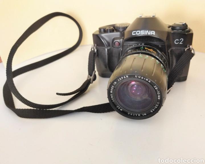 Cámara de fotos: CAMARA REFLEX COSINA C2 - Foto 3 - 249245060