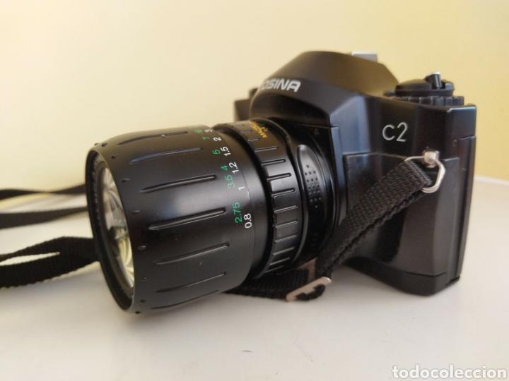 CAMARA REFLEX COSINA C2 (Cámaras Fotográficas - Réflex (autofoco))