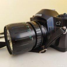 Cámara de fotos: CAMARA REFLEX COSINA C2. Lote 249245060