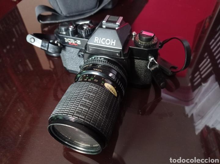 Cámara de fotos: CAMARA RICOH KR5 REFLEX CON OBJETIVO 35 105 SIGMA Y ESTUCHE LOWEPRO - Foto 3 - 249362270