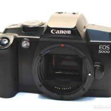 Cámara de fotos: CANON EOS 5000 - SLR 35MM. Lote 249545160
