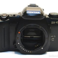 Cámara de fotos: PENTAX ZX-10 DATA - SLR 35MM. Lote 249546975